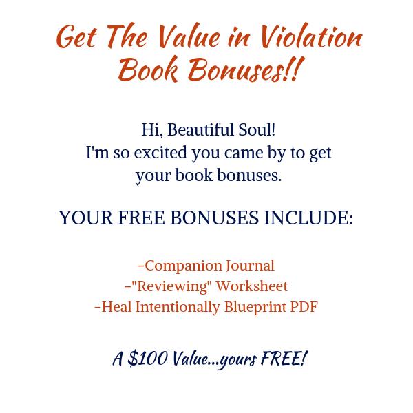Get The Value in Violation Book Bonuses!!-2